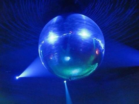 discokugel-Mono